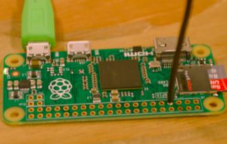 Raspberry Pi Zero Korsan Radyo Yayını Yapmak