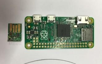 Raspberry Pi Zero & Nano Wi-Fi Adaptör Bağlama